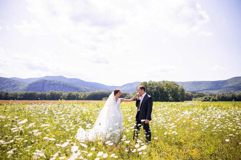 nh mountain wedding